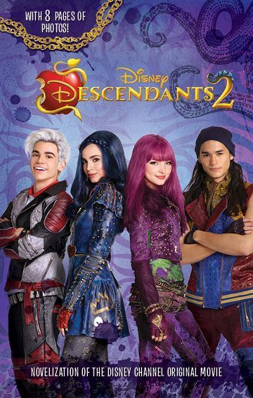 Descendants 2 Mal S Spell Book 2 Descendientes Descendientes 2 Personajes De Descendientes