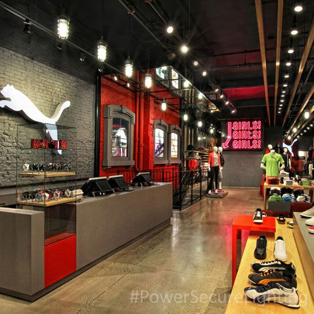 Go on the hunt for some fashionable footwear and clothing at the Solais Puma  installation in Soho! f0abdf67e8b6
