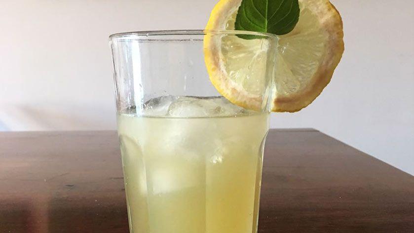 Receta refrescante: Agua saborizada de Lima Limón | GreenVivant