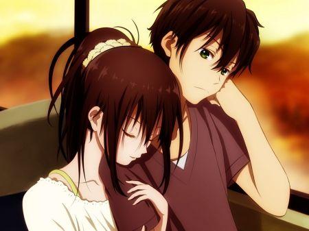 couple anime-ის სურათის შედეგი
