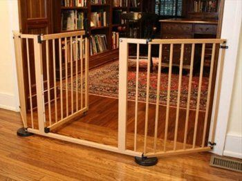 Extra Long Indoor Baby Fence - EXPANDABLE | Levi | Pinterest ...