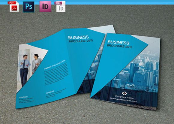 Bifold Corporate BrochureV  Corporate Brochure Brochures And