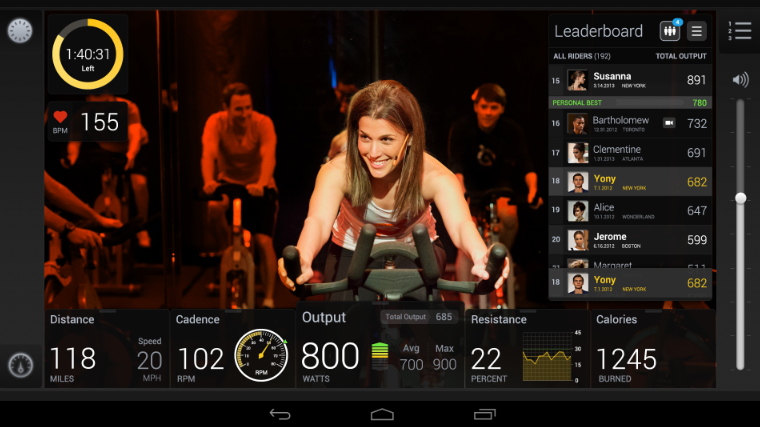 Can You Watch Tv On Peloton How Peloton Plans To Revolutionize Spinning At Home Peloton Cycle Peloton Biking Workout