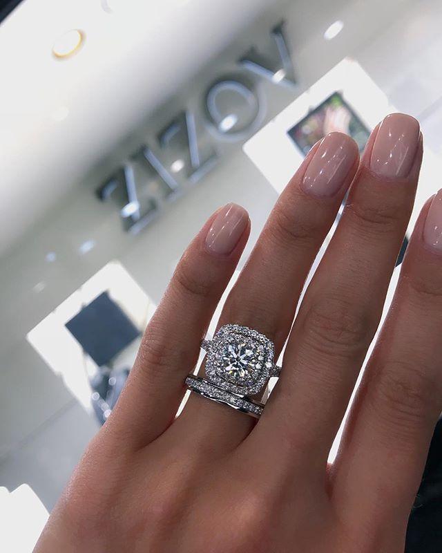 Pinterest Omgalaina Rose Engagement Ring Engagement Rings Sapphire Big Wedding Rings