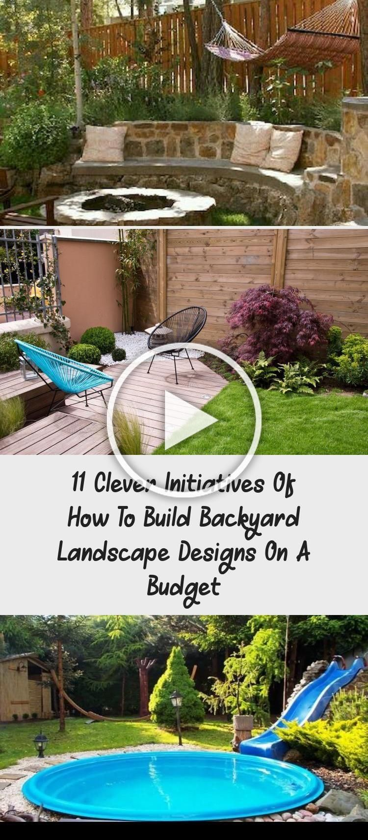 11 Clever Initiatives of How to Build Backyard Landscape Designs On A Budget #Homedecorlove #landscapedesignsPlans #landscapedesignsWithRocks #landscapedesignsTattoo #Waterfrontlandscapedesigns #Smalllandscapedesigns