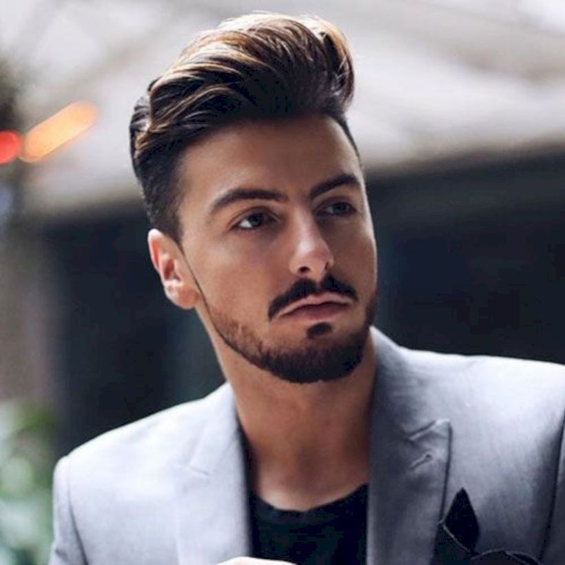 51 Best Short Haircut For Men In 2018 Mens Hairstyle Pinterest