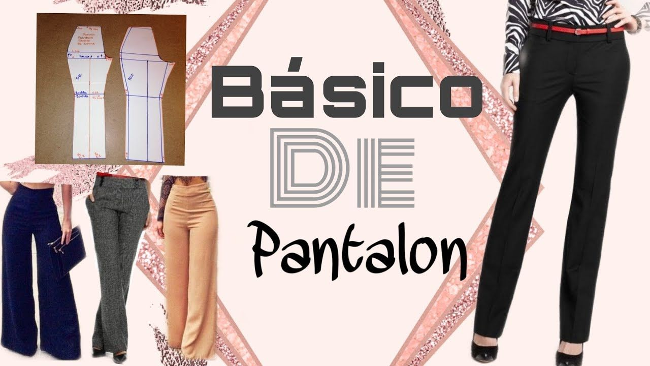 Basico De Pantalon Clasico De Dama Bertha Buritica Case 10 Bertha Fashion Clothes Design