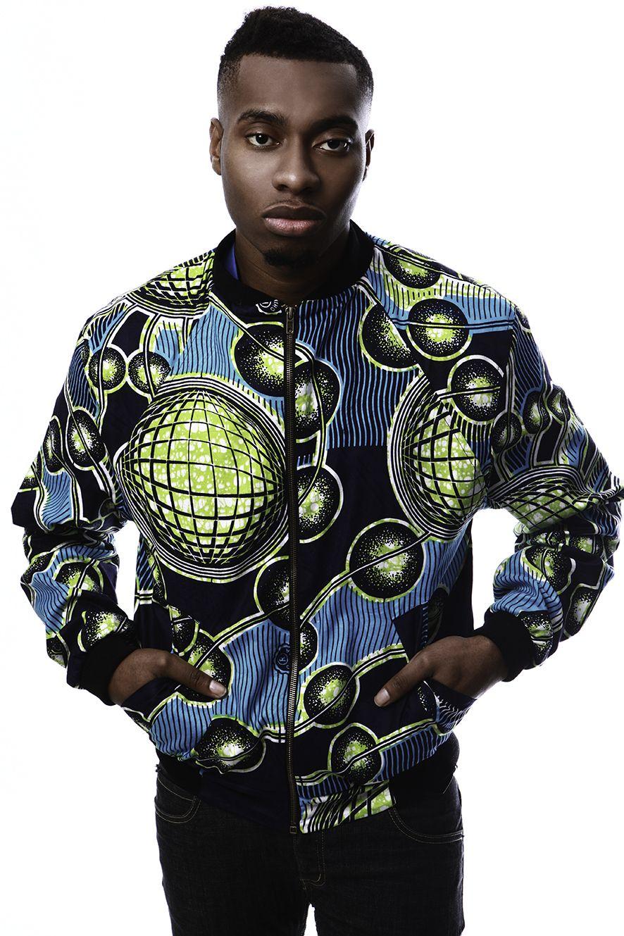 Tee Shirt Style Africain Homme