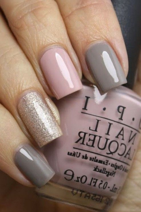42 Most Beautiful Pink Stiletto Nail Art Design Ideas For: 42 Most Cutest And Eye-Catching 💕 Light Pink Nails Design