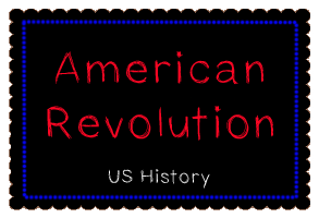 US History - American Revolution