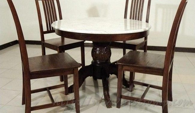 Marble Top Dining Table Malaysia