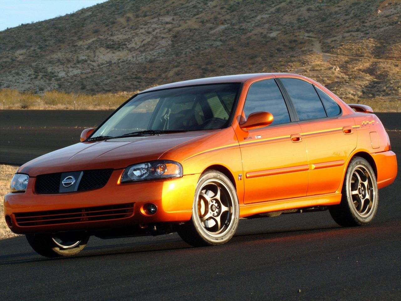 55 best nissan sentra images on pinterest html cars and the ojays southwestengines 2004 nismo nissan sentra vanachro Gallery