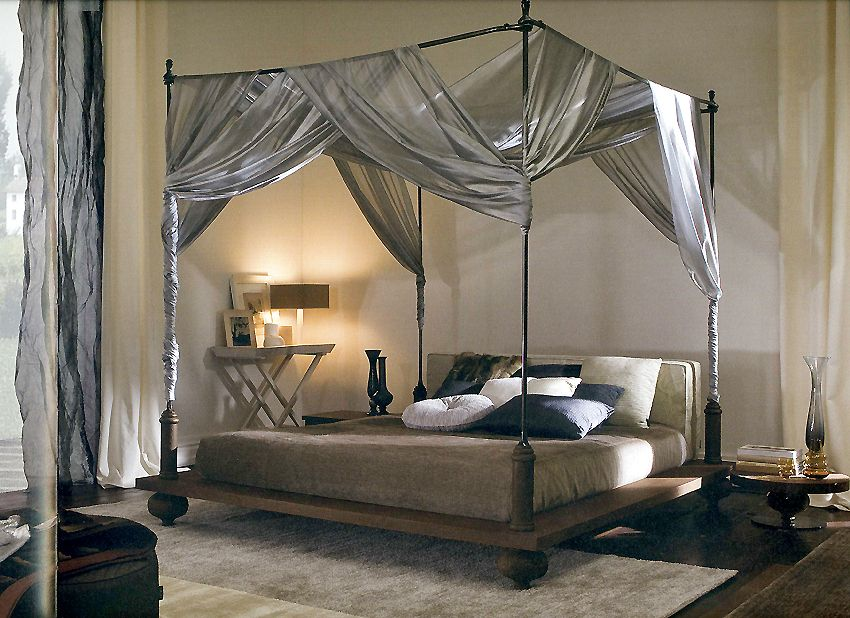 TL FURNITURE | Four poster beds Designer bedroom furniture Artist beds  (Taylor Llorente Furniture)