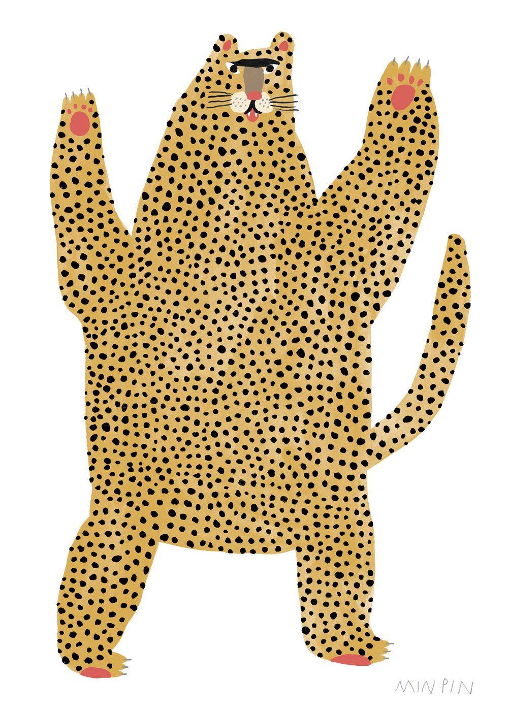 Grrra6rgb Jpg Illustration Animal Illustration Animal Art