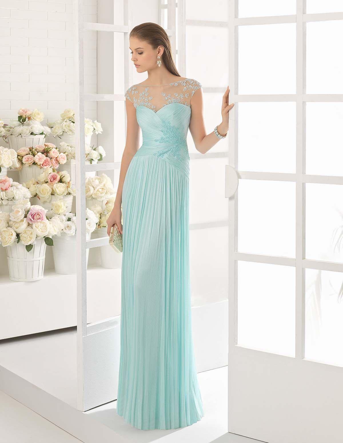 Vestido de Fiesta de Aire Barcelona Fiesta (1U194), largo #wedding ...