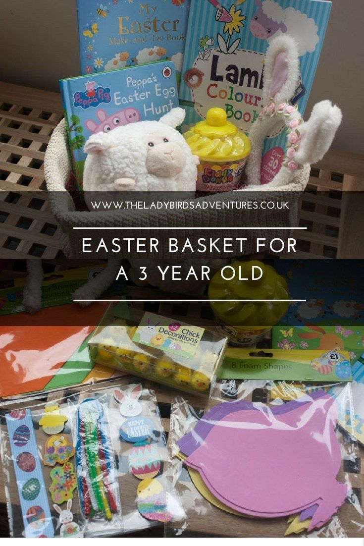 Easter basket for a 3 year old basket ideas easter baskets and easter basket for a 3 year old negle Images