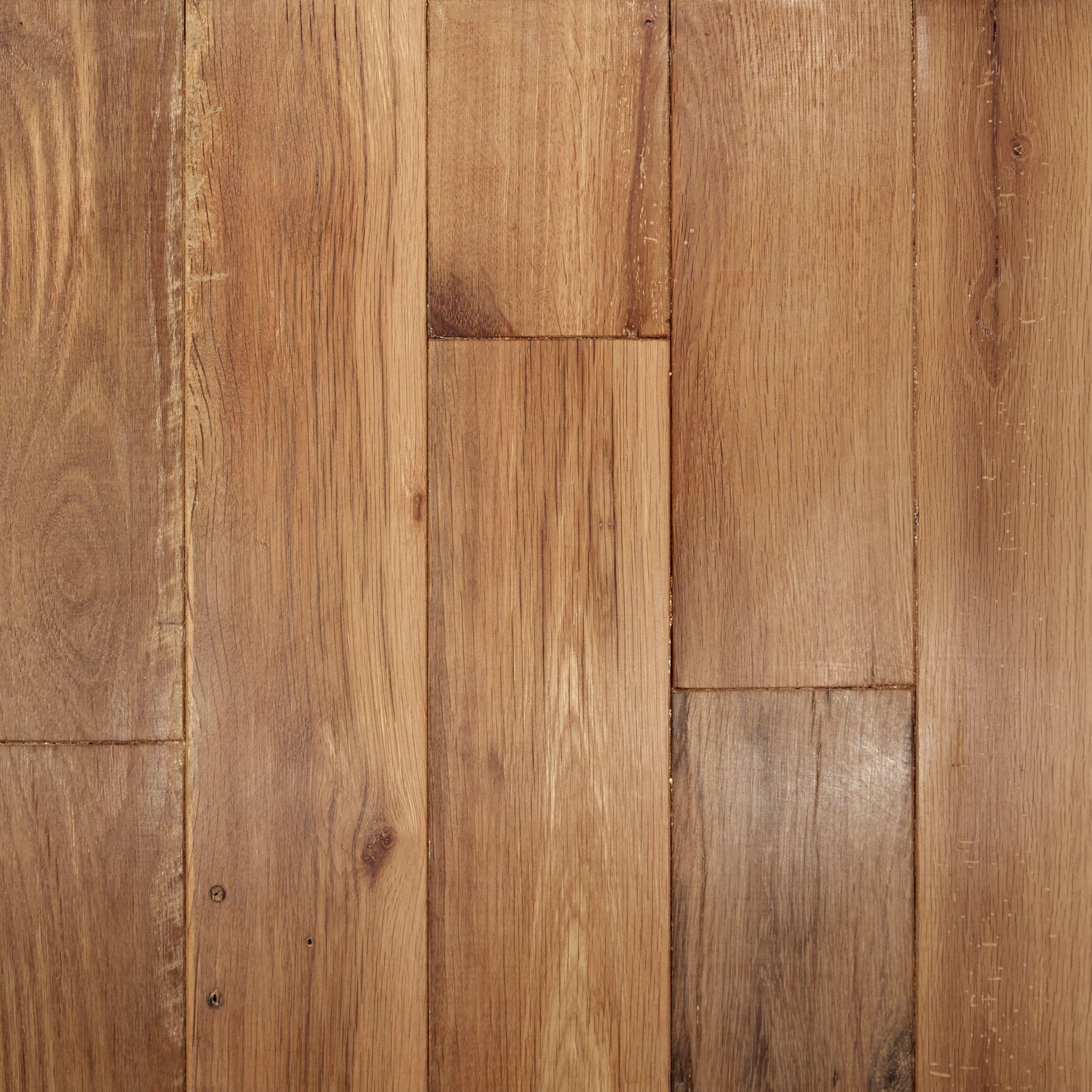 "Oak Color Wood: Reclaimed Oak Floor ""Santiago"""