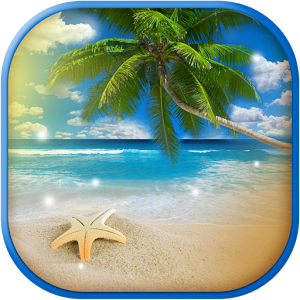 Tropical Beach Live Wallpaper Android Apps Google Play Art