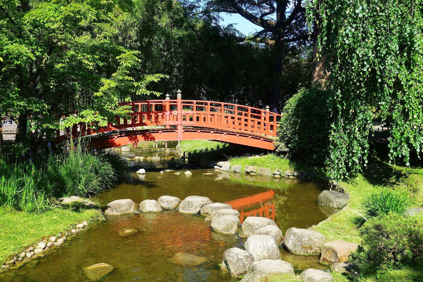 Paris Village Et Jardin Japonais Au Musee Albert Kahn Boulogne