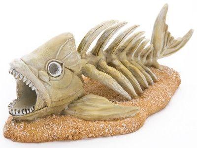 Zombie Fish Ornament