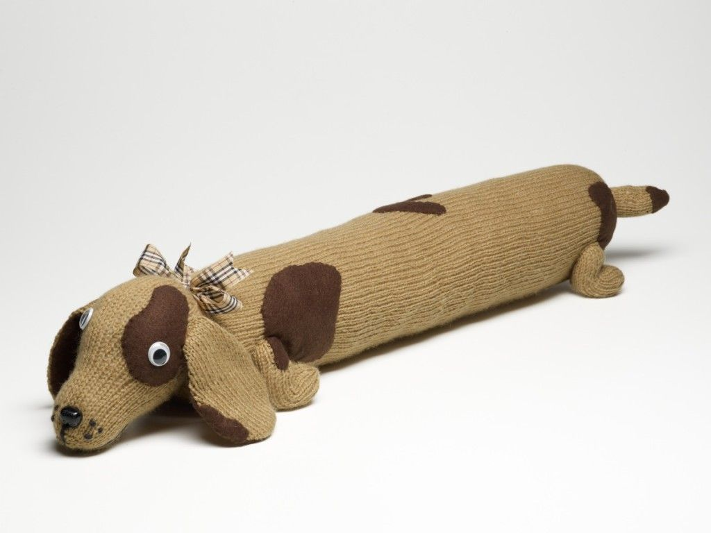 Dog draught excluder knitting pattern draught excluders dog draught excluder knitting pattern bankloansurffo Choice Image