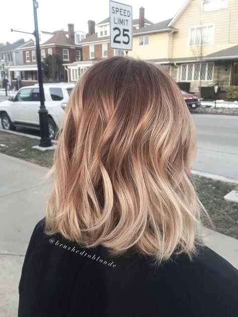 Top Ten Trendy kurze glatte Frisuren - Summer Idea