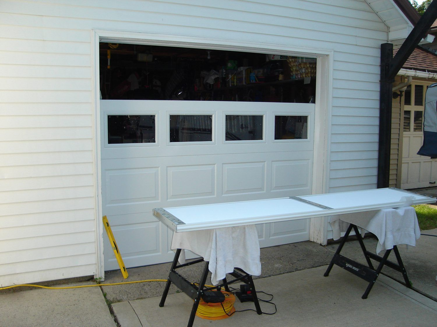 Bold Inspiration Cost To Replace Garage Door Panel Inside Garage