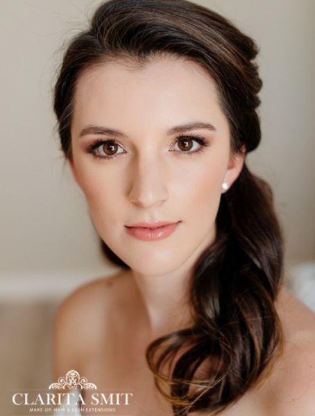 Clarita Smit Professional Makeup Eyelash Extensions Expert Cape Town Hair Hairdo Makeup Eyelashes