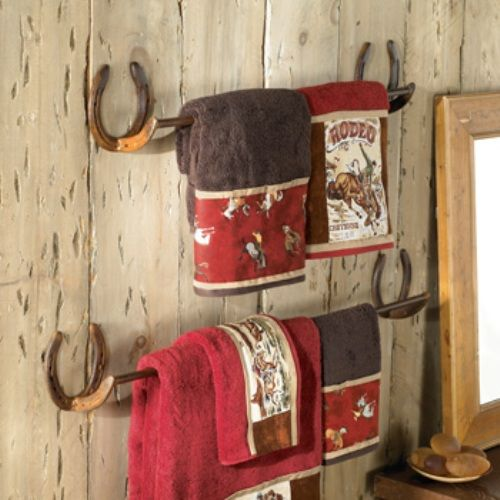 Http Www Teamhomemissions Com Wp Content Uploads 2011 10 Towel Western Bathroom Decoratio Western Bathroom Decor Western Bathrooms Bathroom Decor Accessories