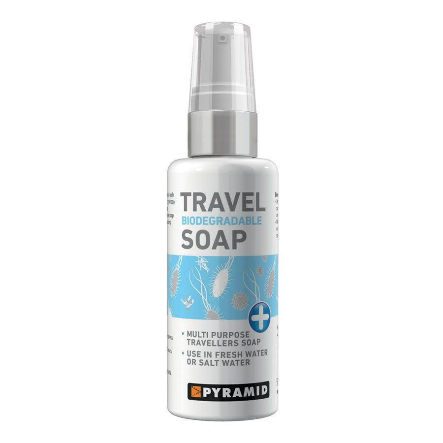 Biodegradable Multi Purpose Travel Wash Biodegradable Products
