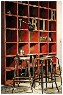 Atelier 154 - vintage industrial design | Penguins Nest | Pinterest ...