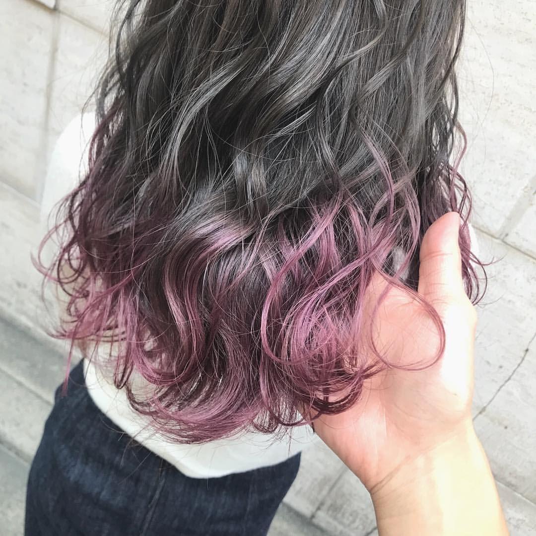 グレー系髪色がおしゃれ女子注目の的 暗め 明るめの人気スタイルをご