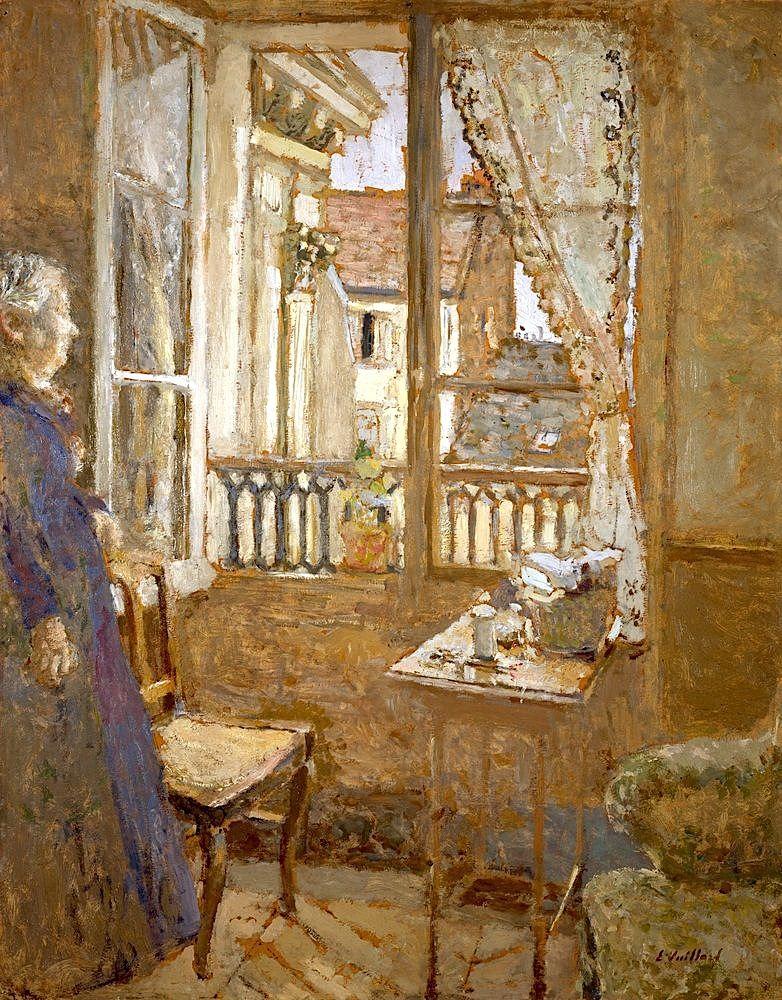 The Open Window, Edouard Vuillard