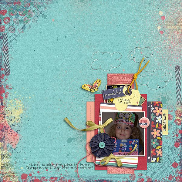 Let's Picnic - Little Butterfly Wings  Font - Pea Katrina