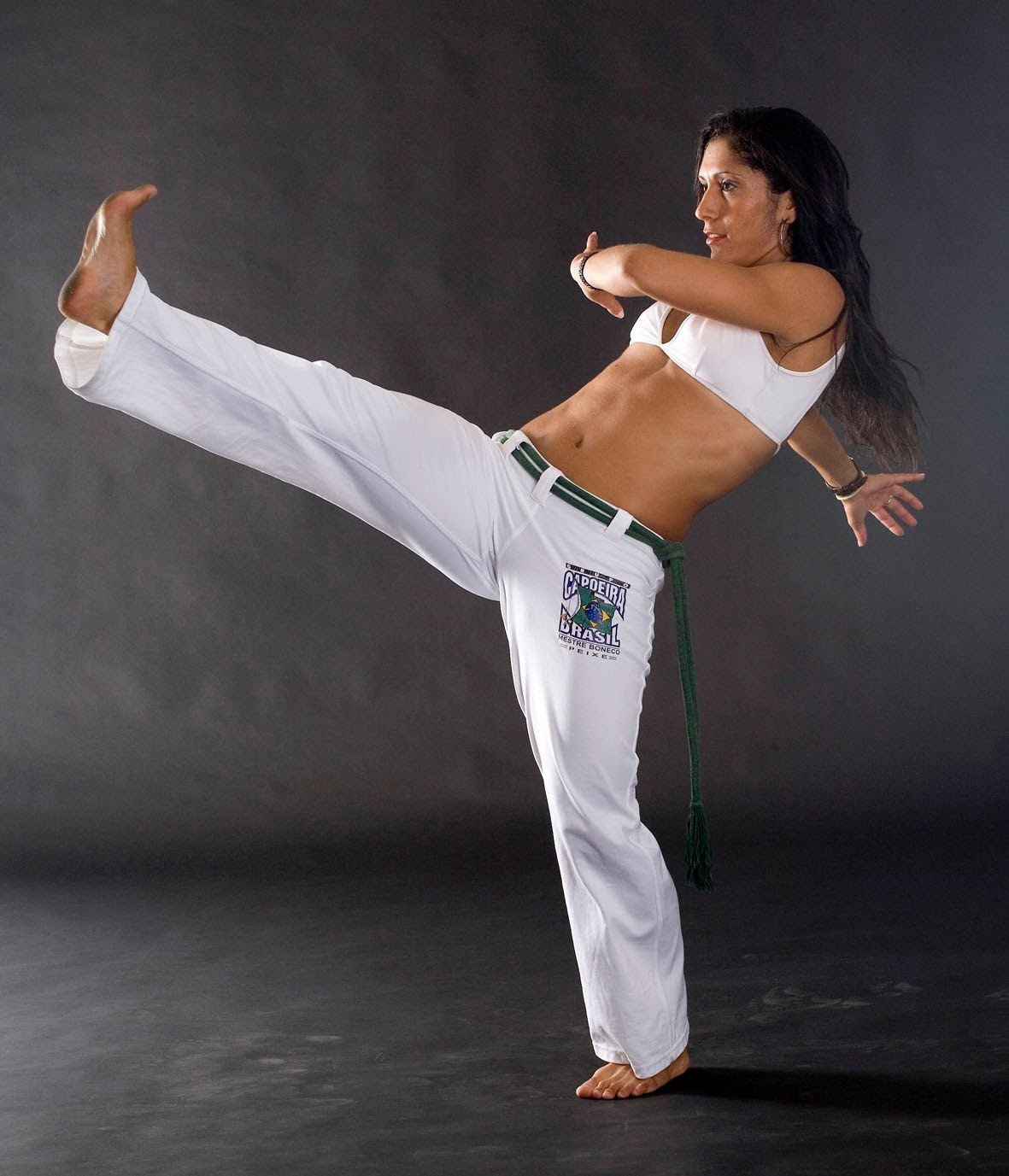 Consider, that Ls women who know martial arts