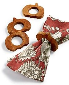 Napkin Ring Tablecloths and Table Linens - Macy's