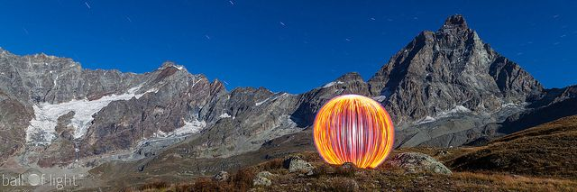 Ball of light - The Matterhorn | Flickr - Photo Sharing!