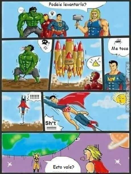 Deja La Tierra Goku Eso Es Trampa Memes Divertidos Memes De Superheroes Meme Gracioso