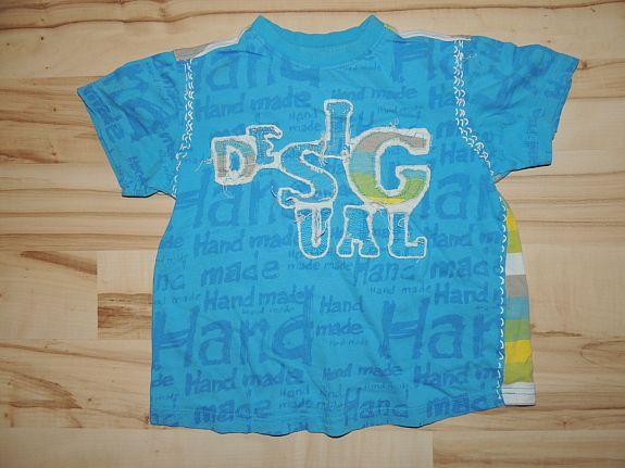 T-Shirt Desigual Gr.110/116