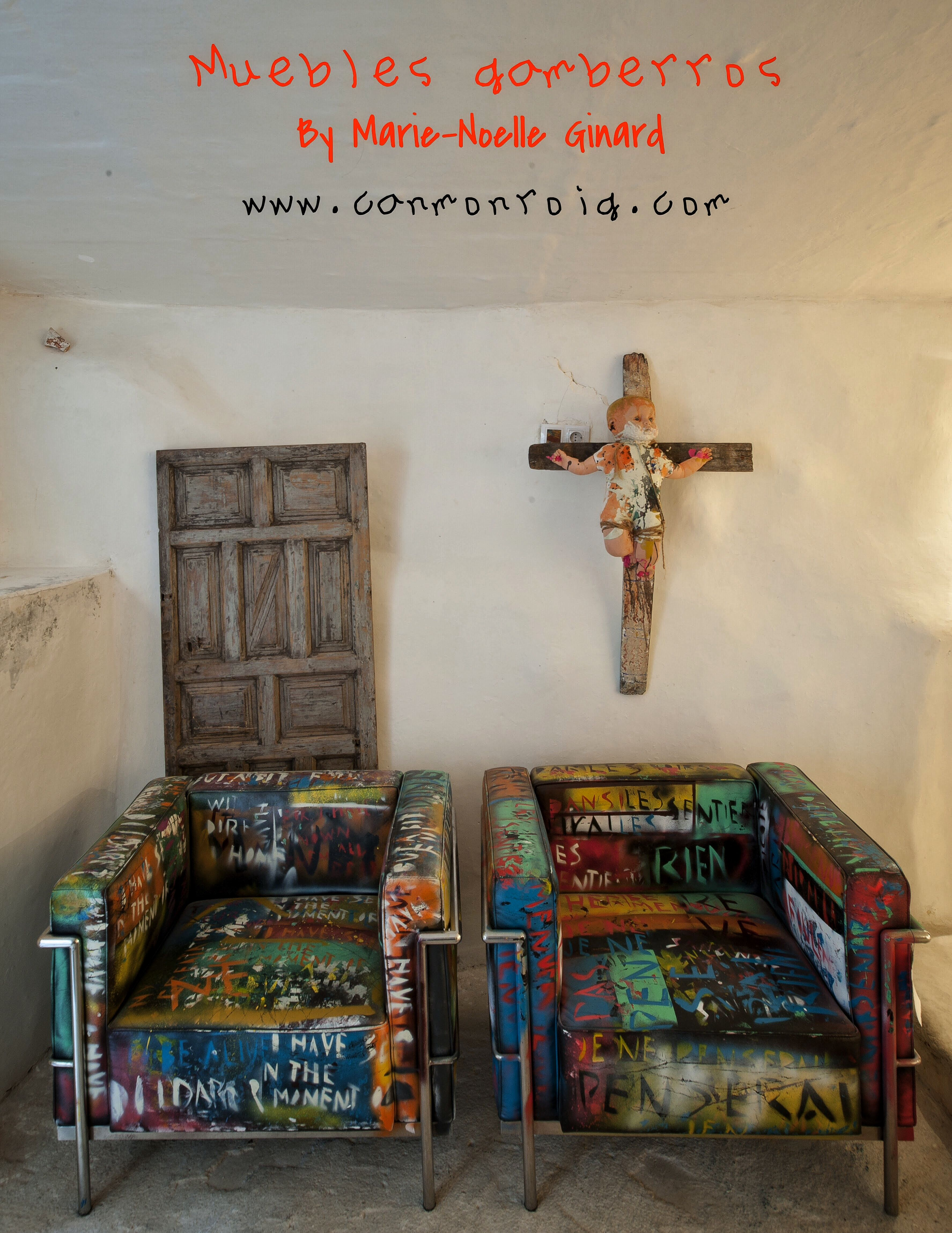 Muebles Gamberros By Can Monroig Decoraci N Y Arte Gamberro  # Muebles Nervion
