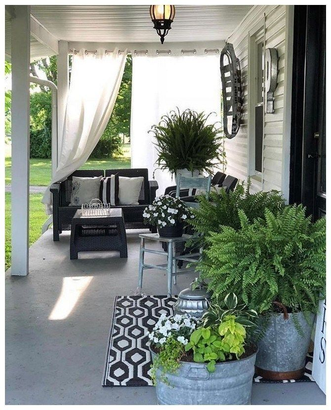47 beautiful spring decorating ideas for front porch 30 images