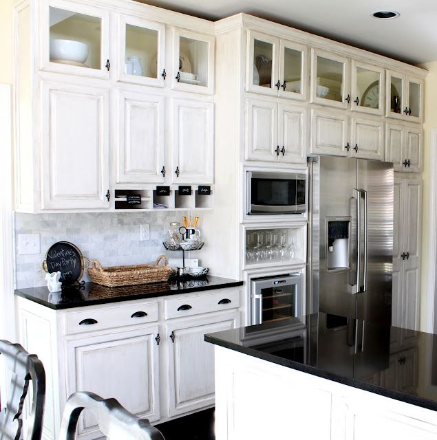 A Labor Of Love Kitchen Reveal Our Fifth House Upper Kitchen Cabinets Kitchen Design New Kitchen Cabinets