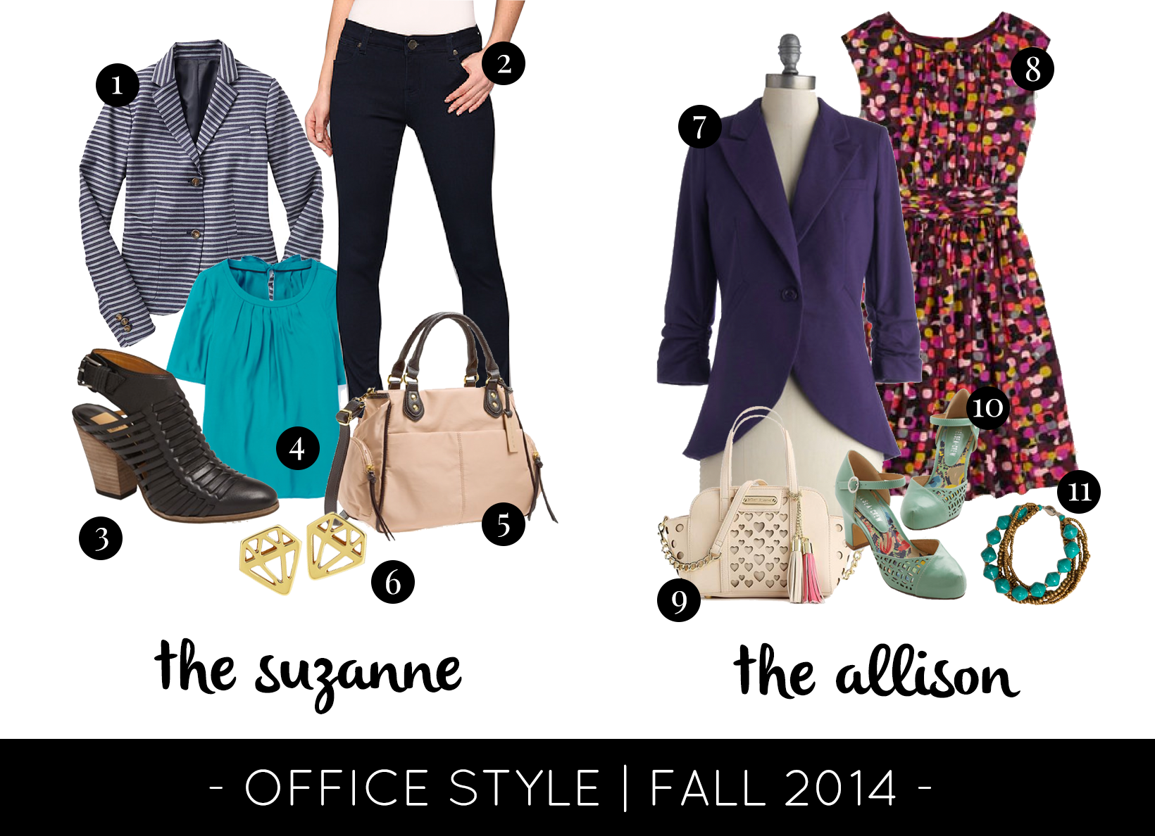 Business Betties Office Style | Fall 2014