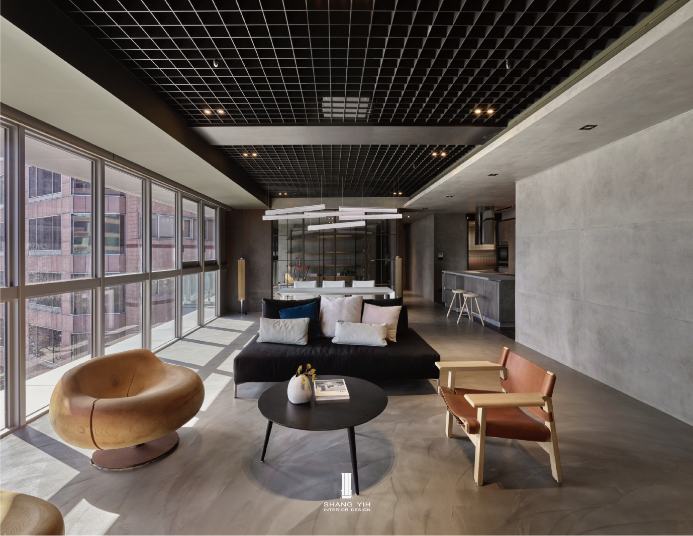 Pin by 尚藝室內設計 SY interior design on 客廳LIVING ROOM