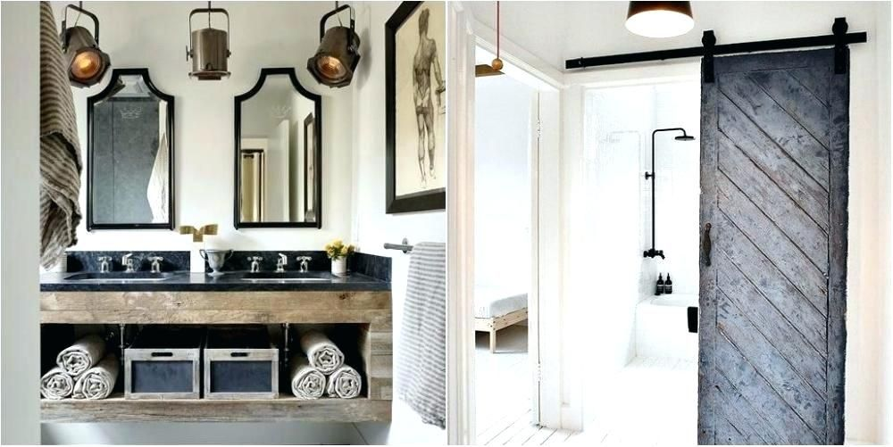 24 Modern Industrial Bathrooms Ideas Einteriors Us Industrial Bathroom Decor Industrial Home Design Industrial Style Bathroom