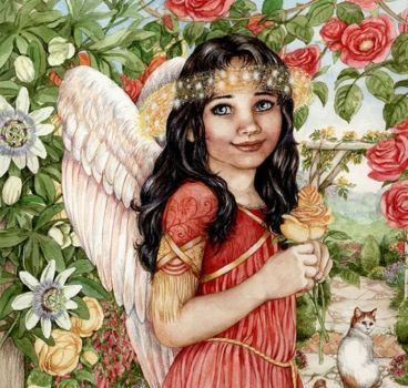 Angel (64 pieces)