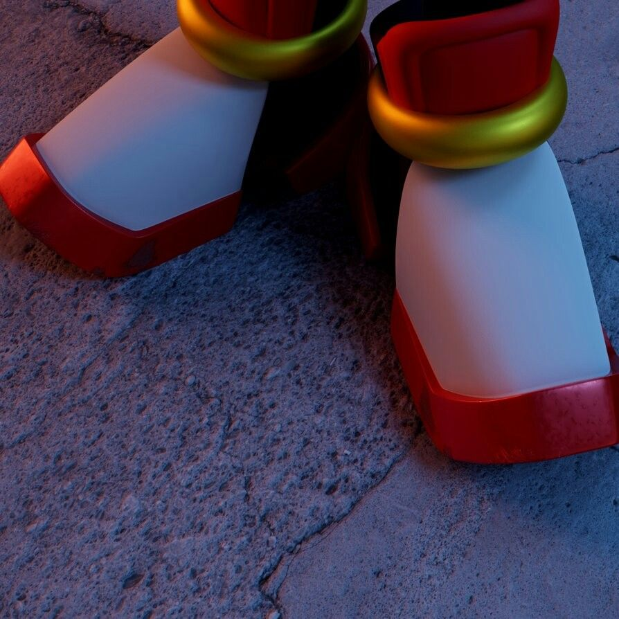 Shadow Shoes Render Shadow The Hedgehog Sonic And Shadow Shadow And Maria