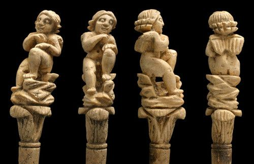 Roman hairpins