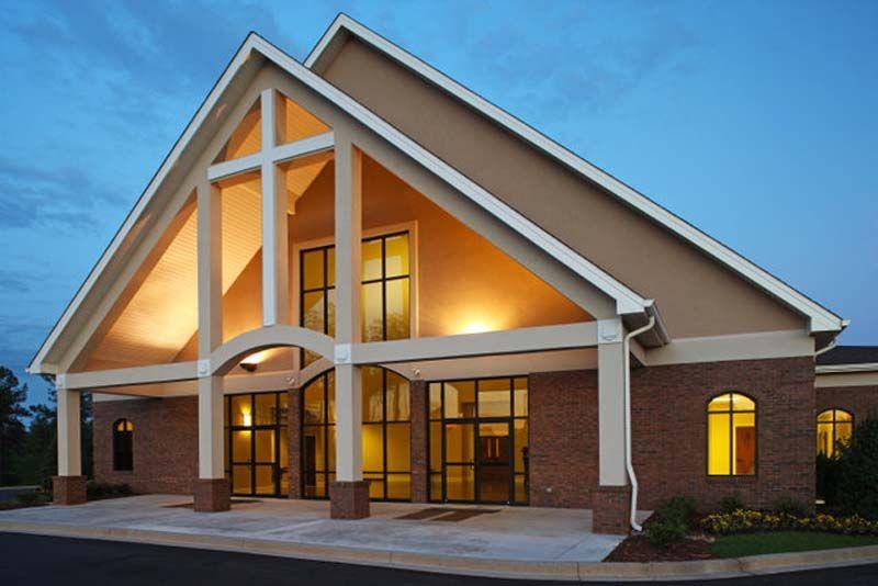 New Life Baptist Fellowship Church Clayton Construction