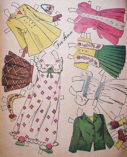Paper Dolls~Lollypop - Bonnie Jones - Picasa Web Albums